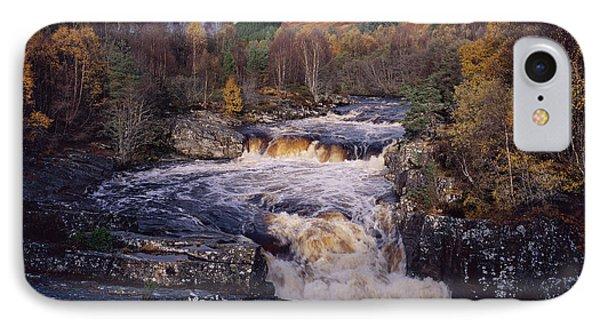 Blackwater Falls - Scotland IPhone Case