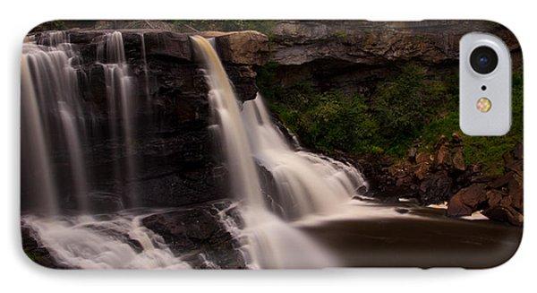 Blackwater Falls IPhone Case by Shane Holsclaw