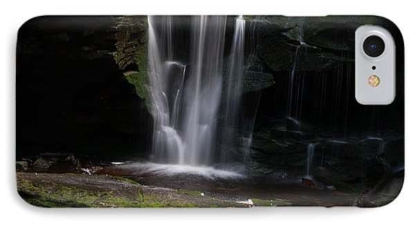 Blackwater Falls - Wat325-2 IPhone Case by G L Sarti