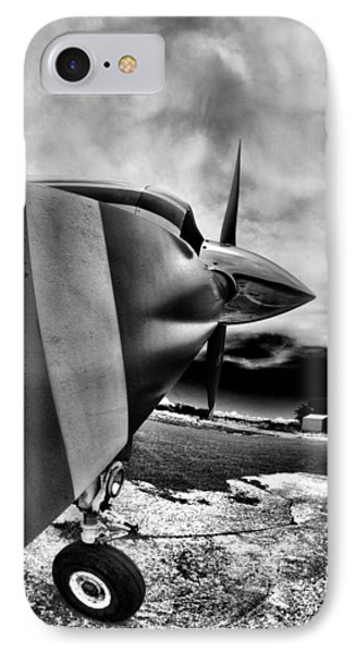 Blade Flyer IPhone Case by Paul Job