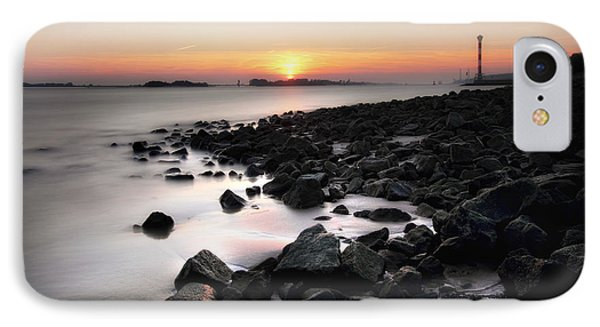 Blankenese Sunset IPhone Case