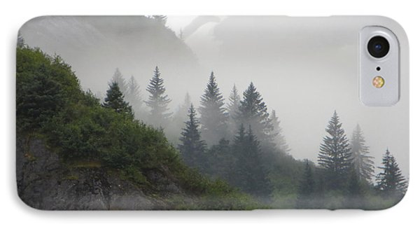 Blanket Of Fog Phone Case by Jennifer Wheatley Wolf