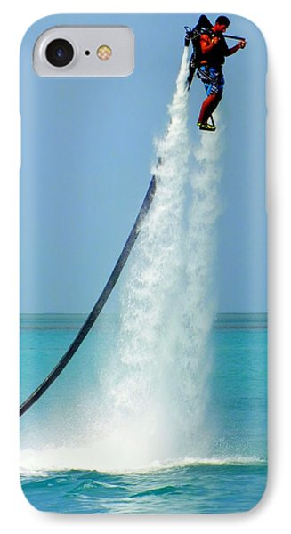 Blast Off Phone Case by Karen Wiles