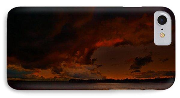 Blazing Glory IPhone Case