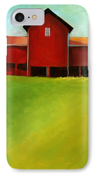 Bleak House Barn 2 IPhone Case by Catherine Twomey