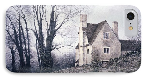 Bleak House IPhone Case by Rosemary Colyer