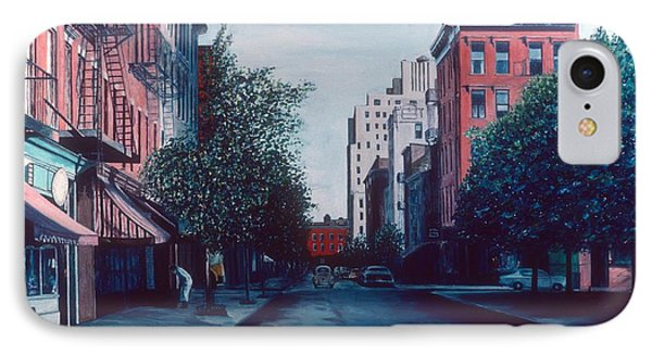 Bleeker Street IPhone Case by Anthony Butera