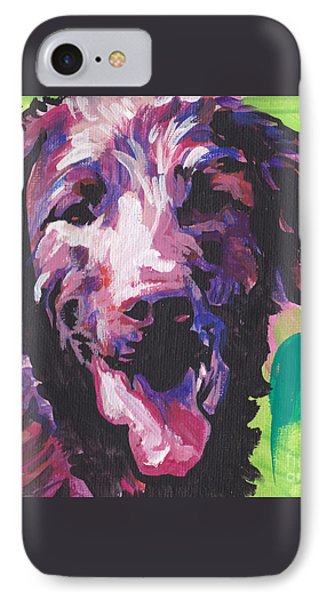 Bless The Chessie IPhone Case by Lea S