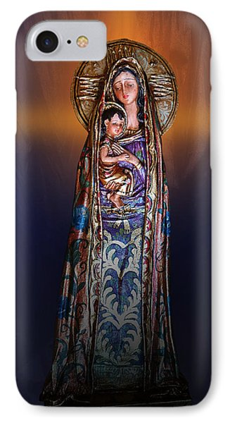 Blessed Be Phone Case by Xueling Zou