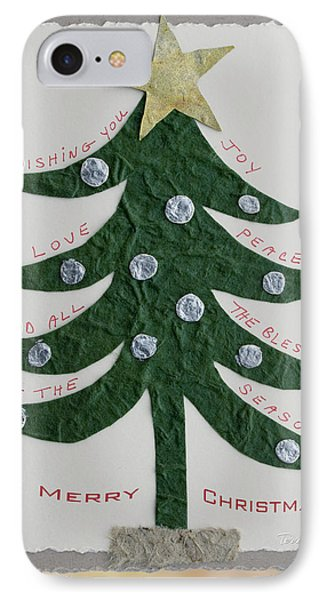 IPhone Case featuring the photograph Blessing Tree by Terri Harper