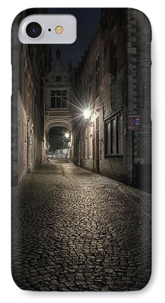 Blind Donkey Alley Dawn IPhone Case