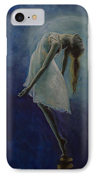 Bliss Phone Case by Dorina  Costras