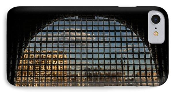 Block View IPhone Case by CJ Schmit