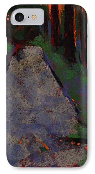 Bloedel Road Phone Case by Mary McInnis