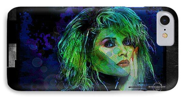 Blondie - Debbie Harry IPhone Case
