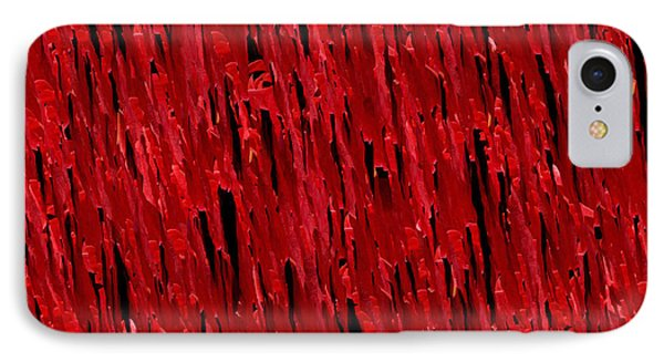 Blood Revenge-natural-imaginary Texture Phone Case by David Winson