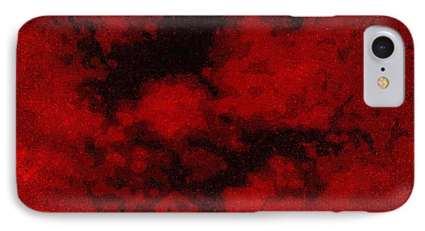 IPhone Case featuring the photograph Blood Sky by Andy Heavens