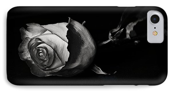 Bloodless Rose IPhone Case