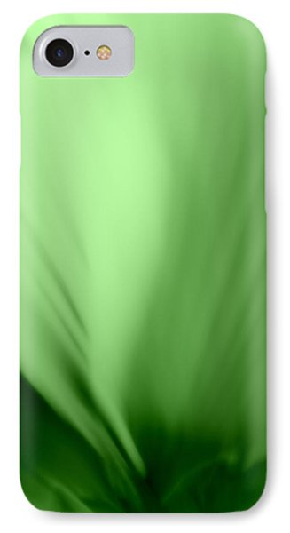 Bloom In Green IPhone Case