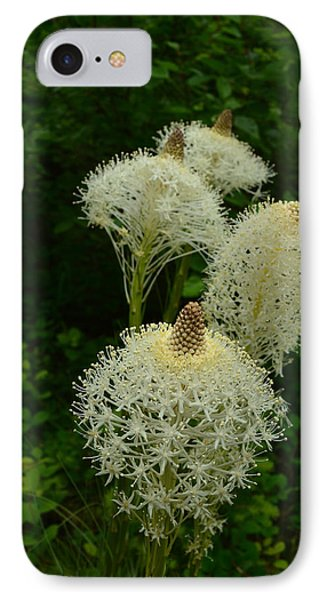 Blooming Bear Grass IPhone Case