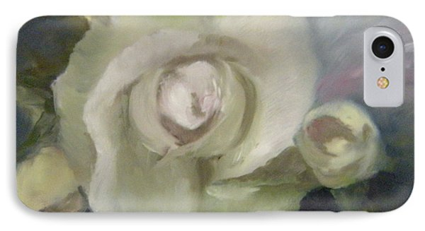 IPhone Case featuring the painting Blooming Beautiful by Lori Ippolito