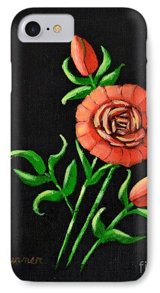 Blooming Buds IPhone Case by Melvin Turner