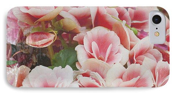 Blooming Roses IPhone Case