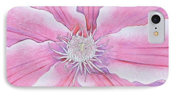 Blossom Phone Case by Sven Fischer