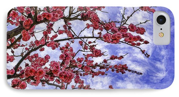 Blossoming IPhone Case by Nancy Marie Ricketts