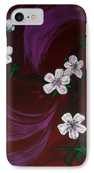 Blossoms Phone Case by Nyxie Clark