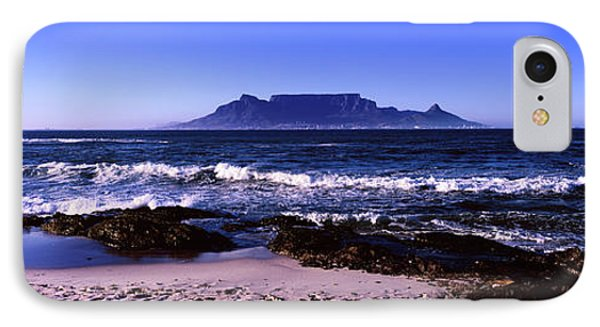 Blouberg Beach, Cape Town, Western Cape IPhone Case by Panoramic Images