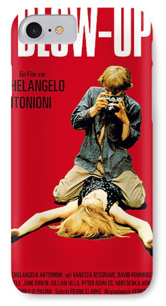 Blow Up - 1966 IPhone Case
