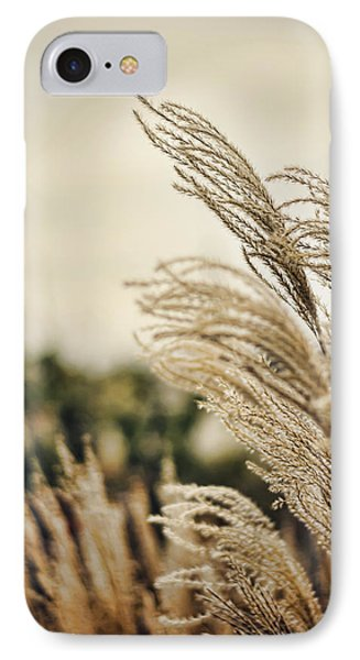Blowing In The Wind Phone Case by Heather Applegate