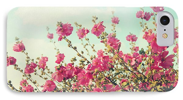 IPhone Case featuring the photograph Blowing In The Wind by Sylvia Cook