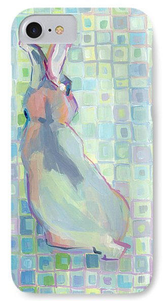Blu IPhone Case by Kimberly Santini