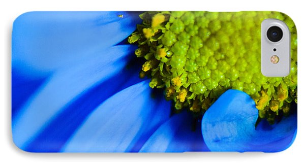 IPhone Case featuring the photograph Blue And Yellow by Erin Kohlenberg