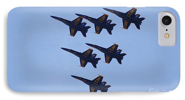 Blue Angel Squadron IPhone Case