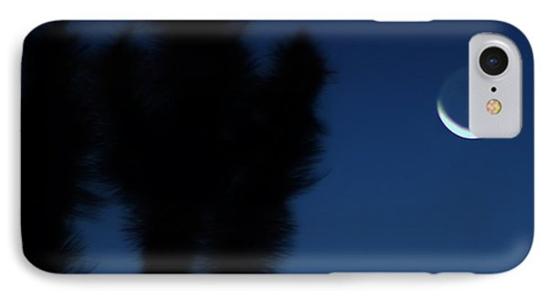 Blue IPhone Case by Angela J Wright