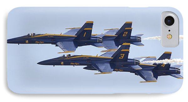 Blue Angels 20 IPhone Case