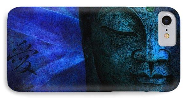 Blue Balance IPhone Case by Joachim G Pinkawa