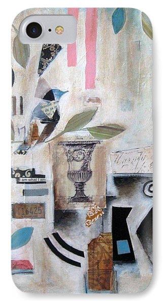 Blue Bird Phone Case by Venus