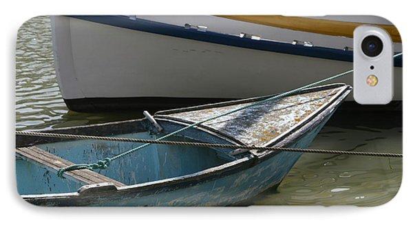 Blue Boat Camargue IPhone Case
