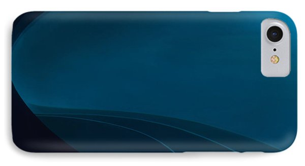Blue  C2014 IPhone Case by Paul Ashby