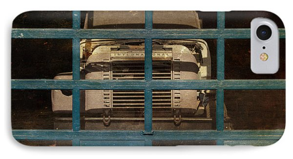 Blue Cage IPhone Case by Jeff  Gettis
