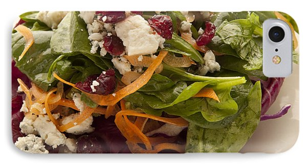 Blue Cheese Salad Phone Case by New  Orleans Food