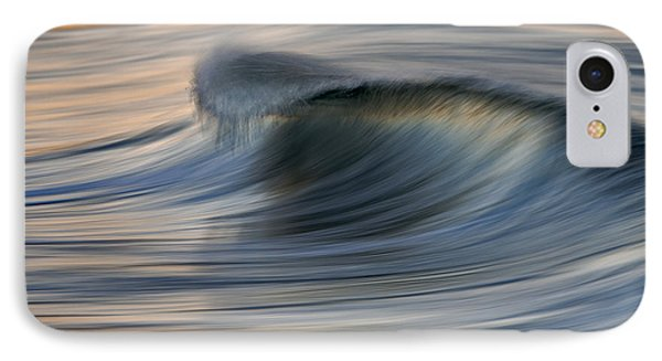 IPhone Case featuring the photograph Blue Curl 73a7892 by David Orias