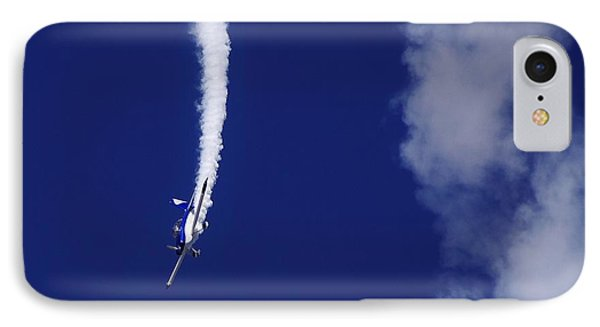 IPhone Case featuring the photograph Blue Daredevil by Don Youngclaus