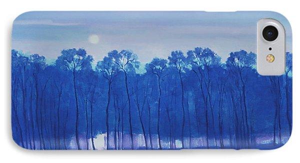 Blue Enchantment Il IPhone Case by J Reifsnyder