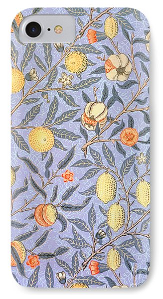 Blue Fruit IPhone Case