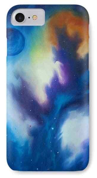 Blue Giant IPhone Case by James Christopher Hill